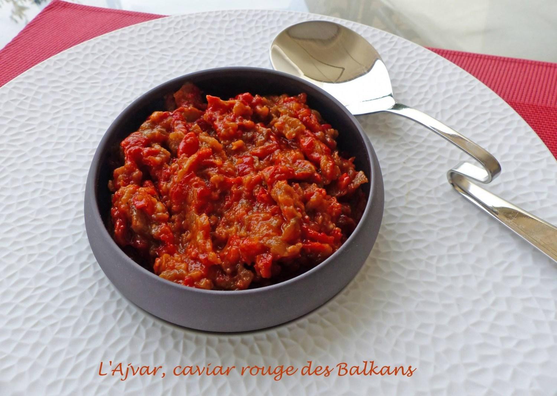 L'Ajvar, caviar rouge des Balkans P1190385 R