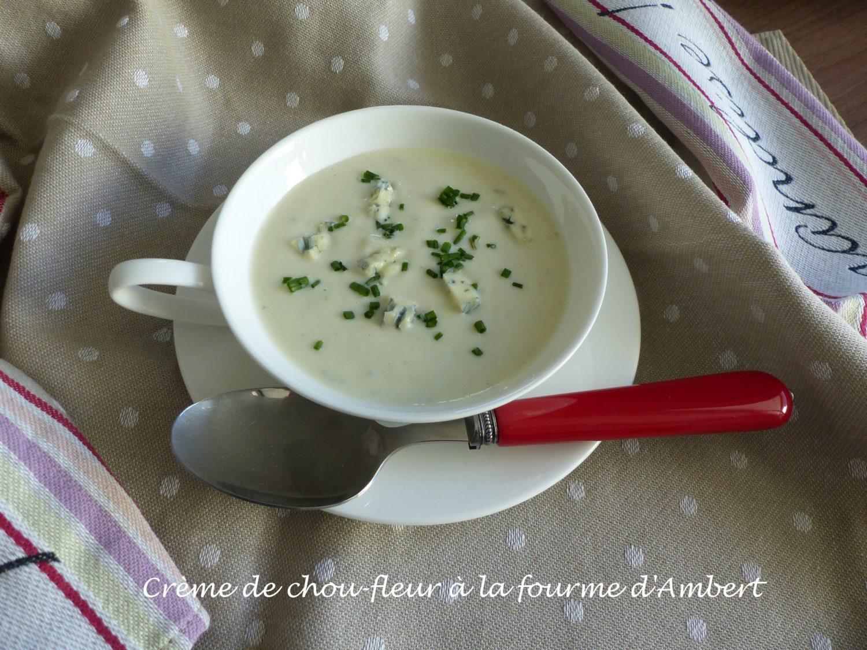 Crème de chou-fleur à la fourme d'Ambert P1130806 R