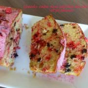Speedy cake aux pépites de chocolat et pralines P1200422 R