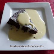 Fondant chocolat et ricotta P1200645 R