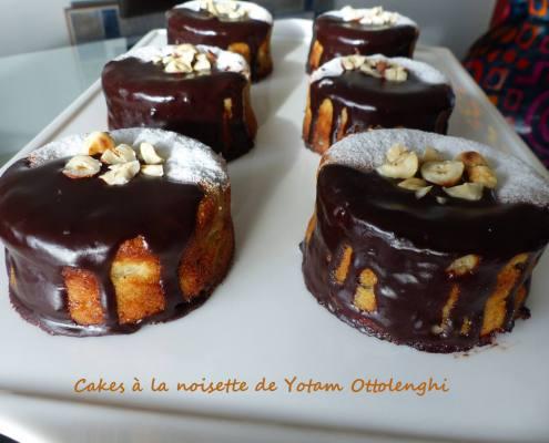 Cakes à la noisette de Yotam Ottolenghi P1210342.psd R