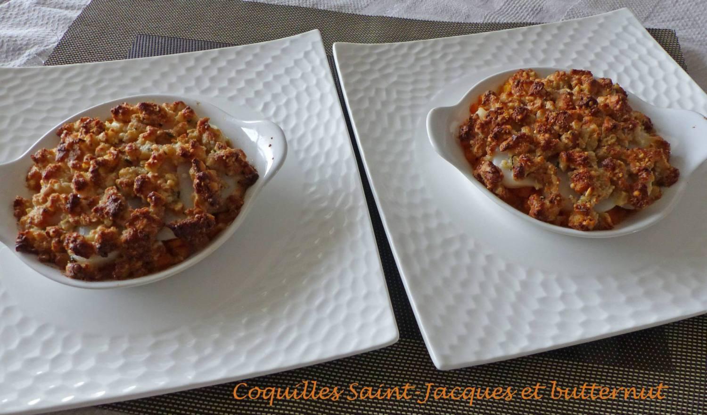 Coquilles Saint-Jacques et butternut P1150540 R