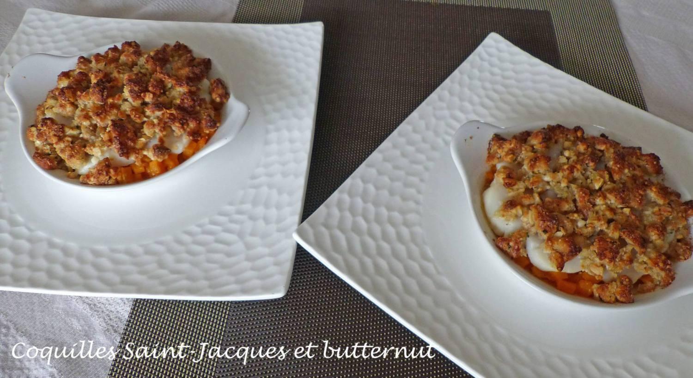 Coquilles Saint-Jacques et butternut P1150541 R