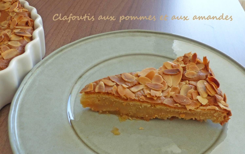 Clafoutis aux pommes et aux amandes P1230597 R