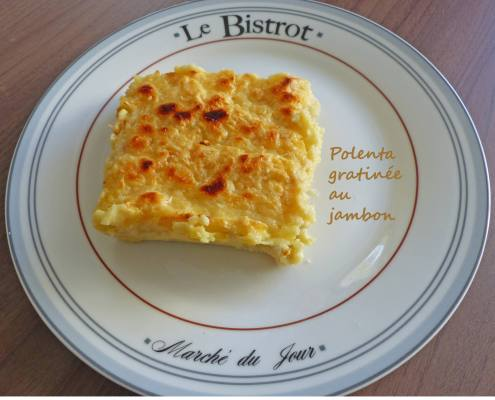 Polenta gratinée au jambon P1230659 R