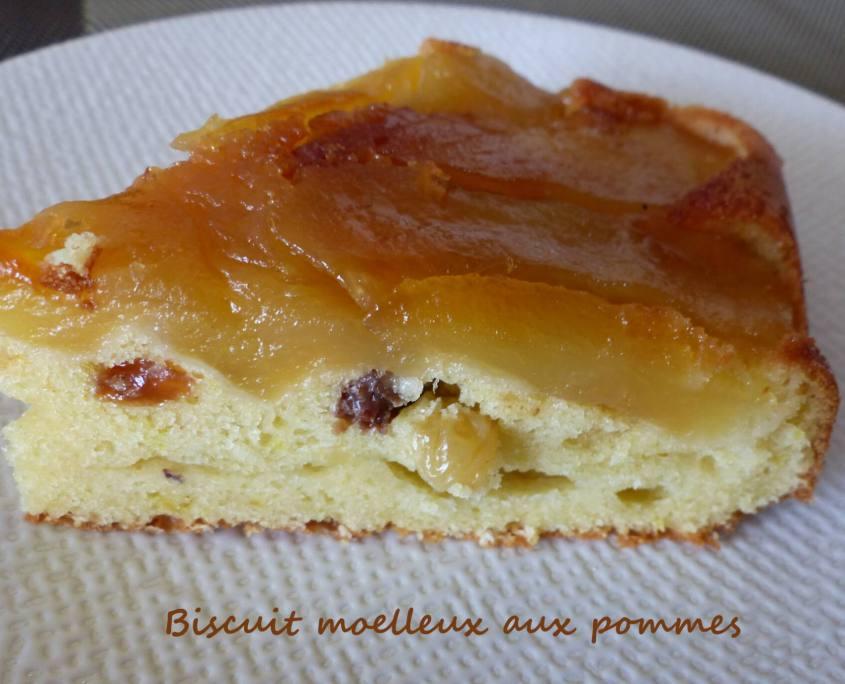 Biscuit moelleux aux pommes P1240209 R