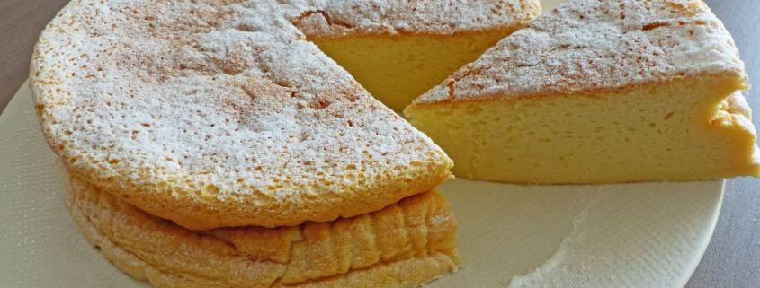 Sponge Cake ou cheesecake japonais P1230892 R