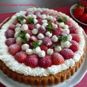Gâteau fraises-noisettes P1170563 R