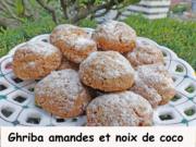Ghriba amandes et noix de coco Index P1240496