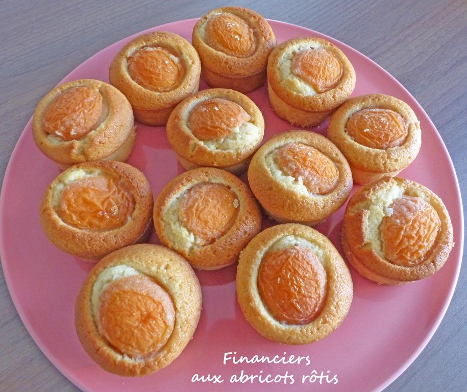 Financiers aux abricots rôtis P1250381 R (Copy)