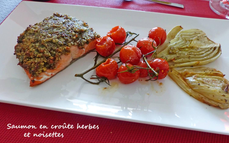 Saumon en croûte herbes et noisettes P1250151 R