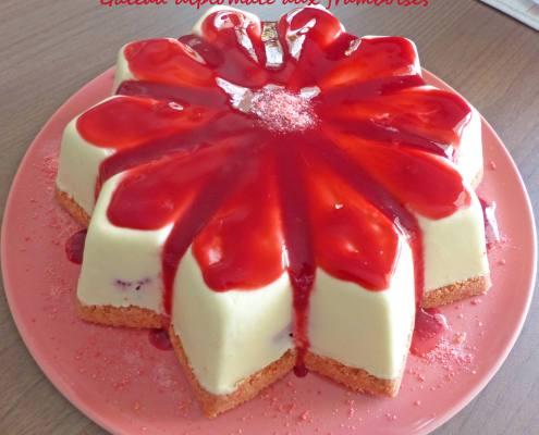 Gâteau diplomate aux framboises P1250897 R