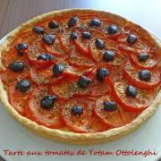 Tarte aux tomates de Yotam Ottolenghi P1260588 R