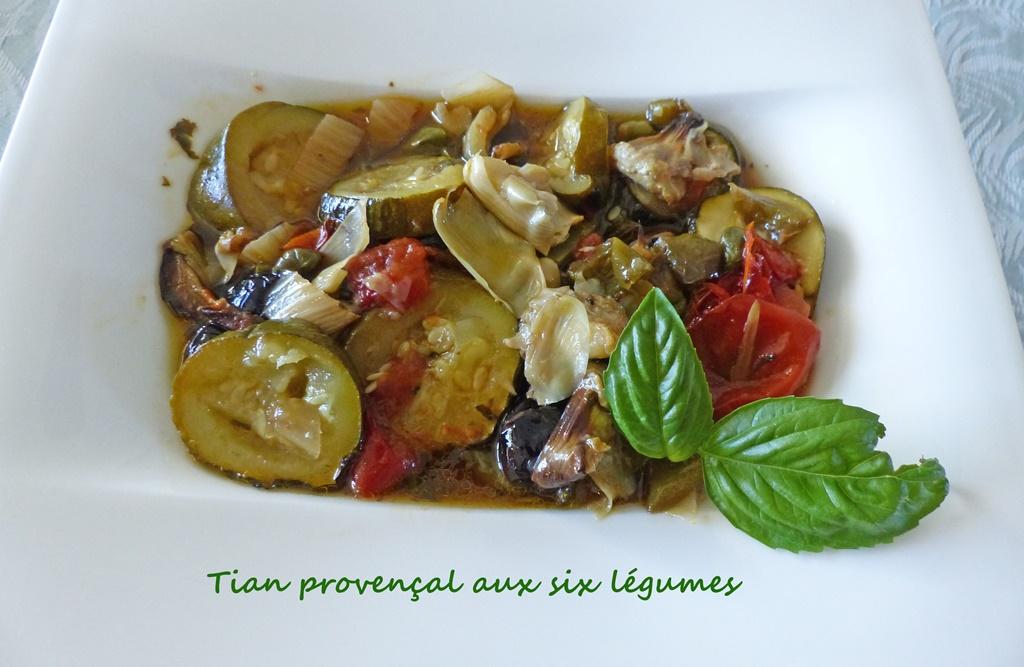 Tian provençal aux six légumes P1260376 R (Copy)