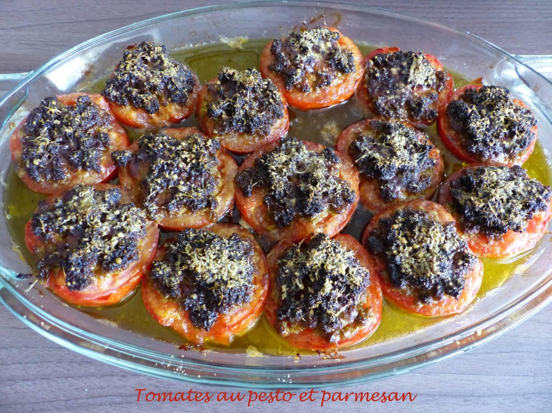 Tomates au pesto et parmesan P1200221 R