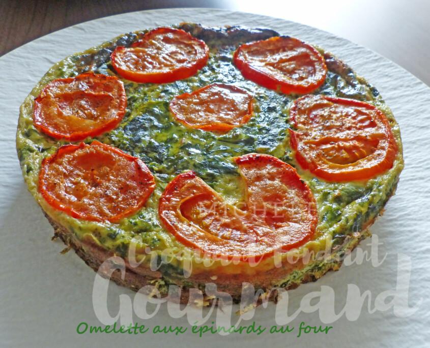 Omelette aux épinards au four P1260665 R