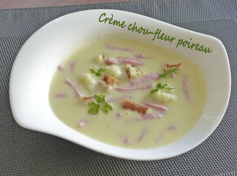 Crème chou-fleur poireau P1280830 R