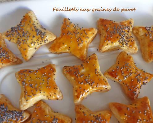 Feuilletés aux graines de pavot P1000701 R