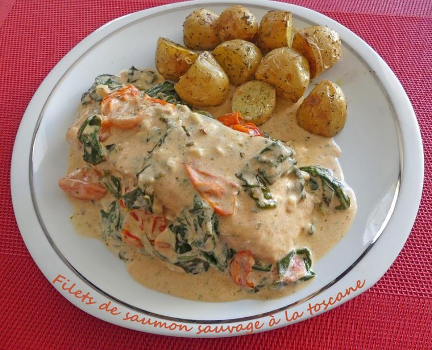 Filets de saumon sauvage à la toscane P1010241 R (Copy)