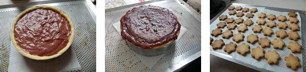 flan pâtissier à la griotte 5 3x1