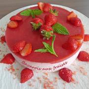 Bavarois aux fraises P1010232 R (Copy)