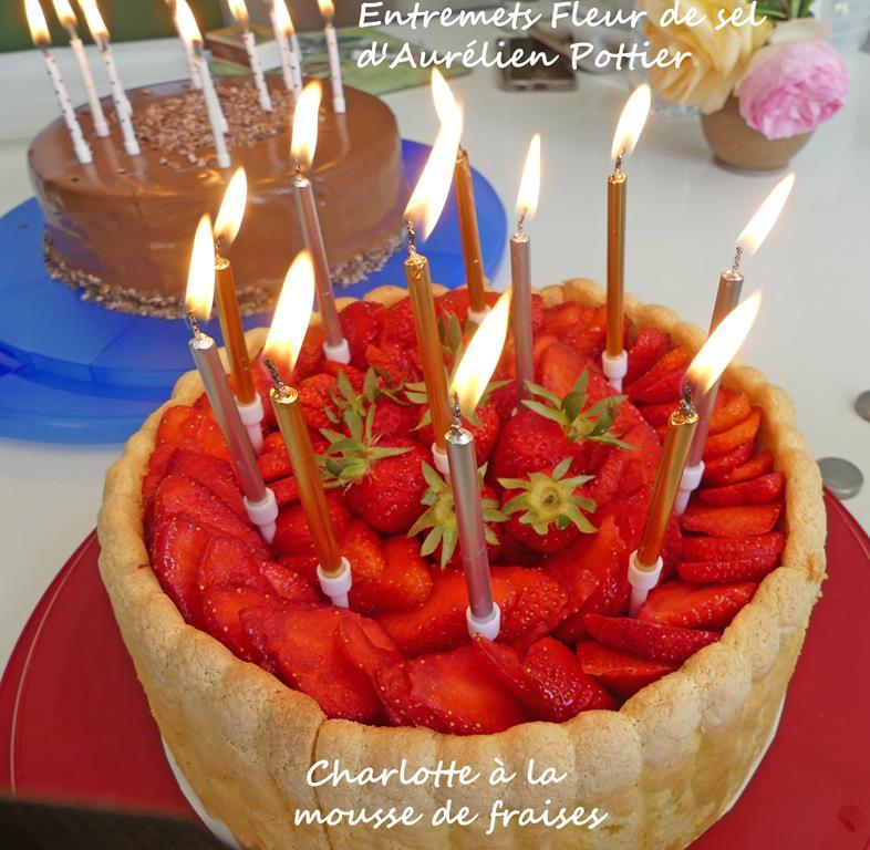 Charlotte à la mousse de fraises P1010440 R (Copy)