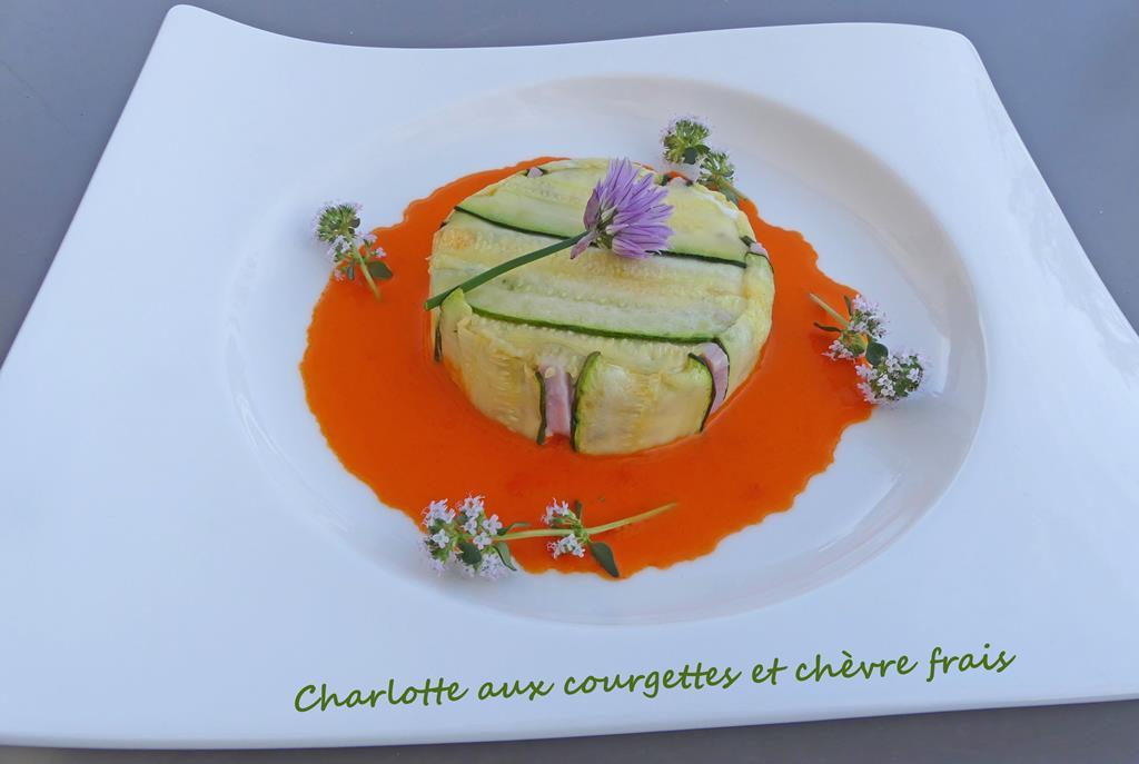 Charlotte aux courgettes et chèvre frais P1010562 R (Copy)