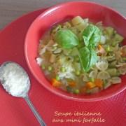 Soupe italienne aux mini farfalle P1010604 R (Copy)
