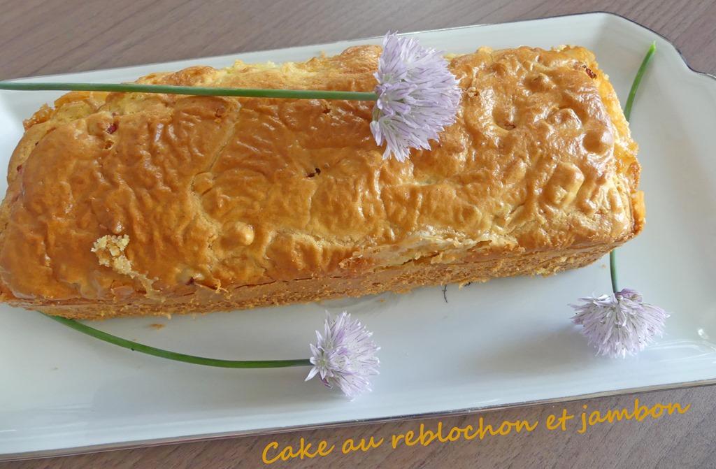 Cake au reblochon et jambon P1010932 R (Copy)