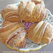 Franzbrötchen ou petits pains à la cannelle P1010827 R (Copy)