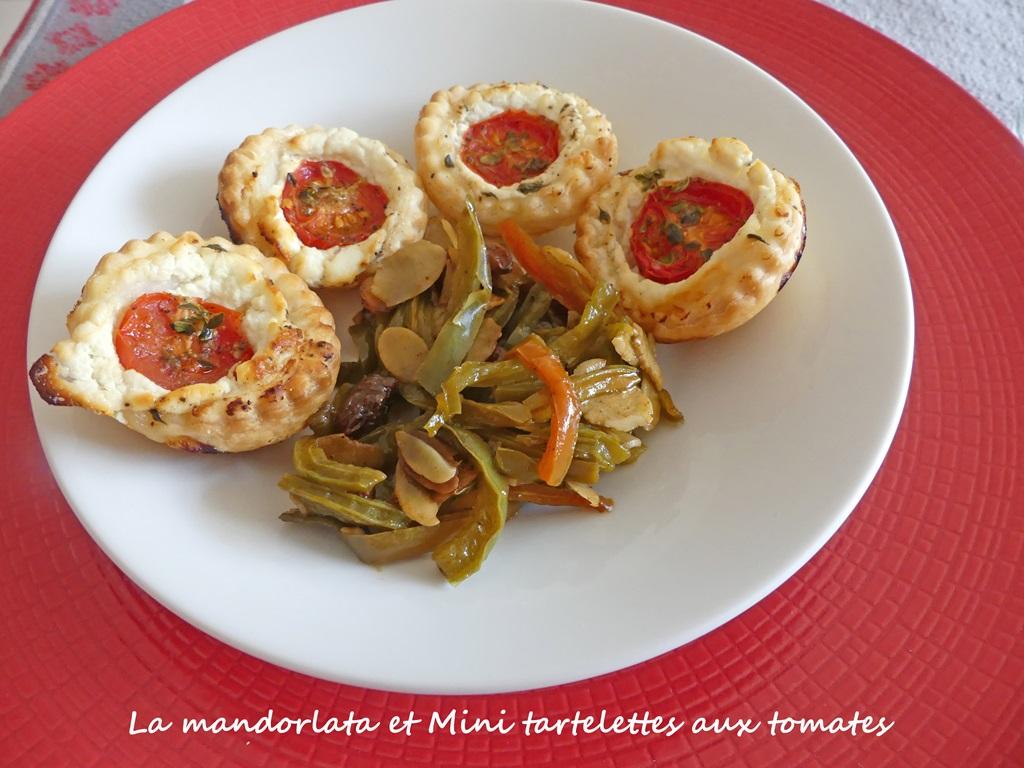 La mandorlata et Mini tartelettes aux tomates cerises P1010744 R (Copy)