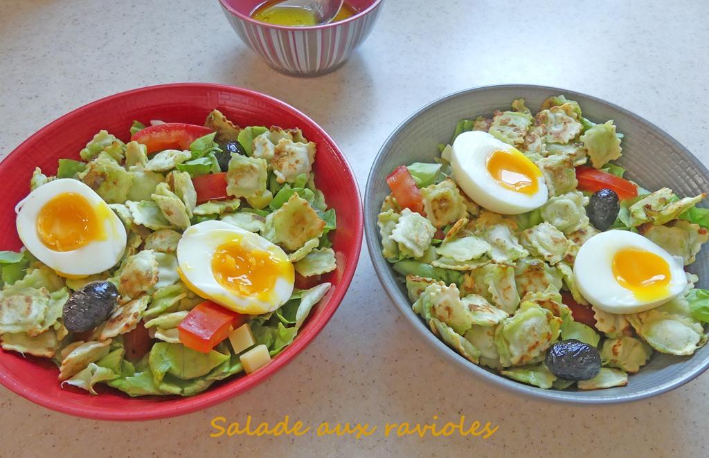 Salade aux ravioles P1010910 R (Copy)