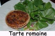 Tarte romaine Index - septembre 2008 052 copie