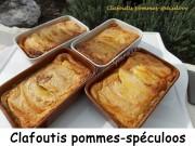 Clafoutis pommes-spéculoos Index DSCN3074