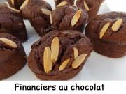 Financiers au chocolat Index DSCN3379