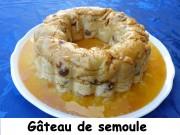 Gâteau de semoule Index P1020795