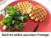 Gaufres salées saucisson-fromage Index DSCN2682