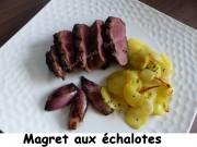 Magret aux échalotes Index P1010362