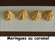 Meringues au caramel Index P1020152