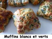 Muffins blancs et verts Index P1020421