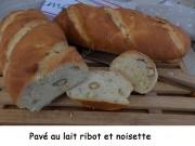 Pavé au lait ribot et noisette Index DSCN4241