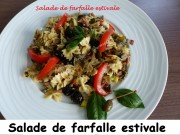 Salade de farfalle estivale Index P1040558