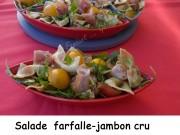Salade farfalle-jambon cru Index DSCN5588