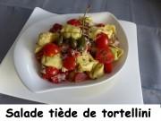 Salade tiède de tortellini Index P1020672