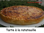 Tarte à la ratatouille Index DSCN4143