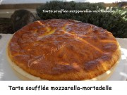 Tarte soufflée mozzarella-mortadelle Index DSCN5843
