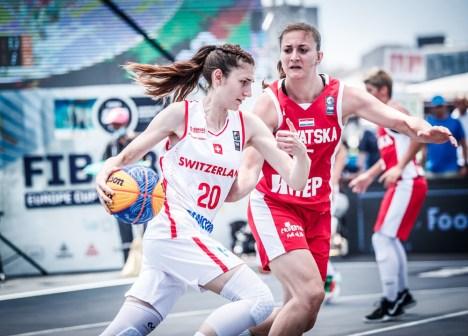 Hrvatska Švicarska 3x3