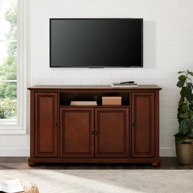 crosley furniture alexandria 60 tv stand