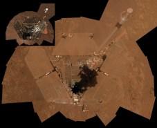 1/25/14 - A decade on Mars