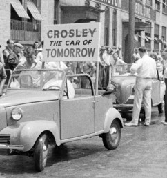hope to see a bunch of prewar crosleys at the big 50th celebration of the crosley club forming this month hope to see you at wauseon  [ 1200 x 800 Pixel ]